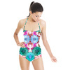 Dalia and Hebe Floral (Swimsuit)