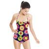 Tropical Dots 011 (Swimsuit)