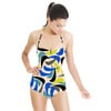 Graphic Retro (Swimsuit)