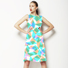 Graphic Summer Print (Dress)