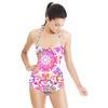 Kaleidoscopic Flowers (Swimsuit)
