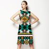 Motion Pattern Design (Dress)