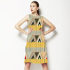 Naughty Tipi Stripes (Dress)