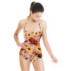 542 Daisy Print (Swimsuit)