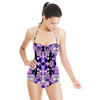 Floral Damask (Swimsuit)