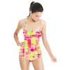 Abstract Stripes (Swimsuit)