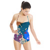 Abstract Paint Texture 1 (Swimsuit)