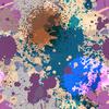 Abstract Paint Texture 1 (Original)