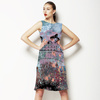 Abstract Wheel (Dress)