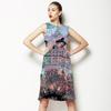 Abstract Wheel (Dress)