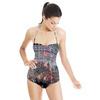 Abstract Wheel (Swimsuit)