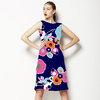 Cut Out Floral (Dress)