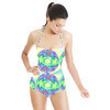 Psychedelic Print (Swimsuit)