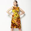 Marble Leopard Effect (Dress)