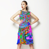 Multicoloured Kaleidoscope (Dress)