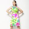 Fluor Leaves, Lemons and Berries (Dress)