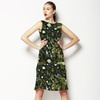 Camo Batik Butterflies (Dress)