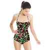 Tropical Leopard (Swimsuit)