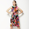 Abstract Paint Strokes -2 (Dress)