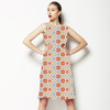 Wine and Dine - Repeated Pattern (Dress)