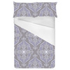 Vector Seamless Damask Pattern (Bed)