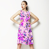 Painterly Texture Floral (Dress)