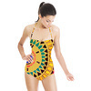 Abstract Geometry (Swimsuit)