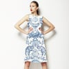 Delft Florish (Dress)