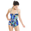 Abstract Jazz (Swimsuit)