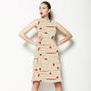 533 Abstract Print (Dress)