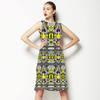 Yellow Panoptican (Dress)