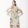 Matisse Floral Brushstrokes (Dress)