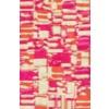 Textured Spliced Geometric Ink Bleed (Original)
