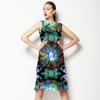 Neon Lighting Pattern (Dress)