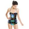 Neon Lighting Pattern (Swimsuit)