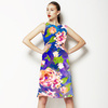 Colorful Floral 01 (Dress)
