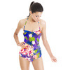 Colorful Floral 01 (Swimsuit)