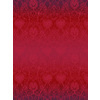 Gradient Medieval Pattern in Red and Purple (Original)