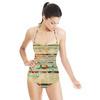 Tribal Print (Swimsuit)