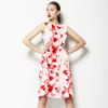 Pretty Red Blossom (Dress)