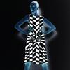 Op Art Optical Illusion (Dress)