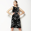 Black and White Texture (Dress)