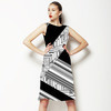 Geo Stripe (Dress)