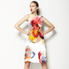Abstract Watercolour 1 (Dress)