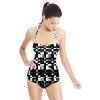 Snake Checkboard (Swimsuit)