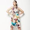 Geometric Textures (Dress)