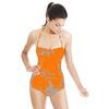 Orange Texture (Swimsuit)