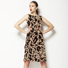 Abstract Leopard Pattern (Dress)