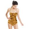 Tiger Skin Pattern (Swimsuit)