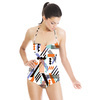 Geometric Pattern (Swimsuit)